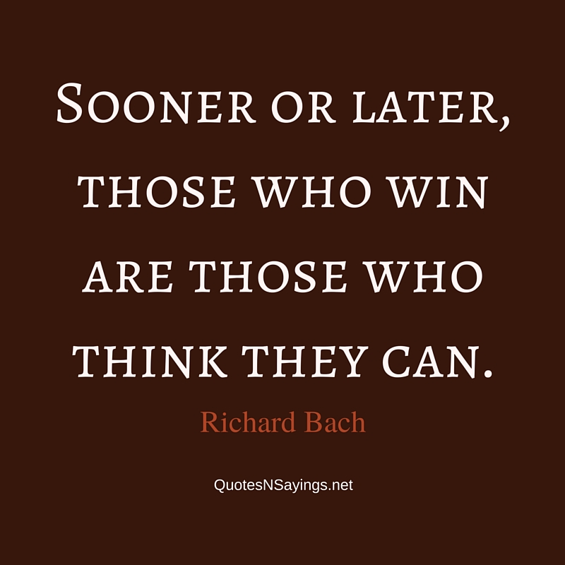 Success Later In Life Quotes: Richard Bach Quote